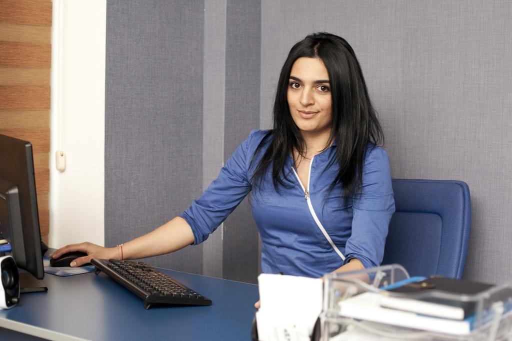 Abbasova Goncha Gahraman - Coordinator