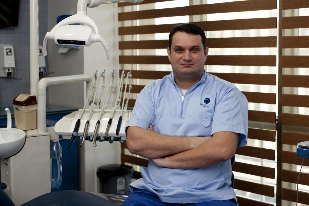Ağayev İmran Əli Ağa - Klinikanın Müdiri