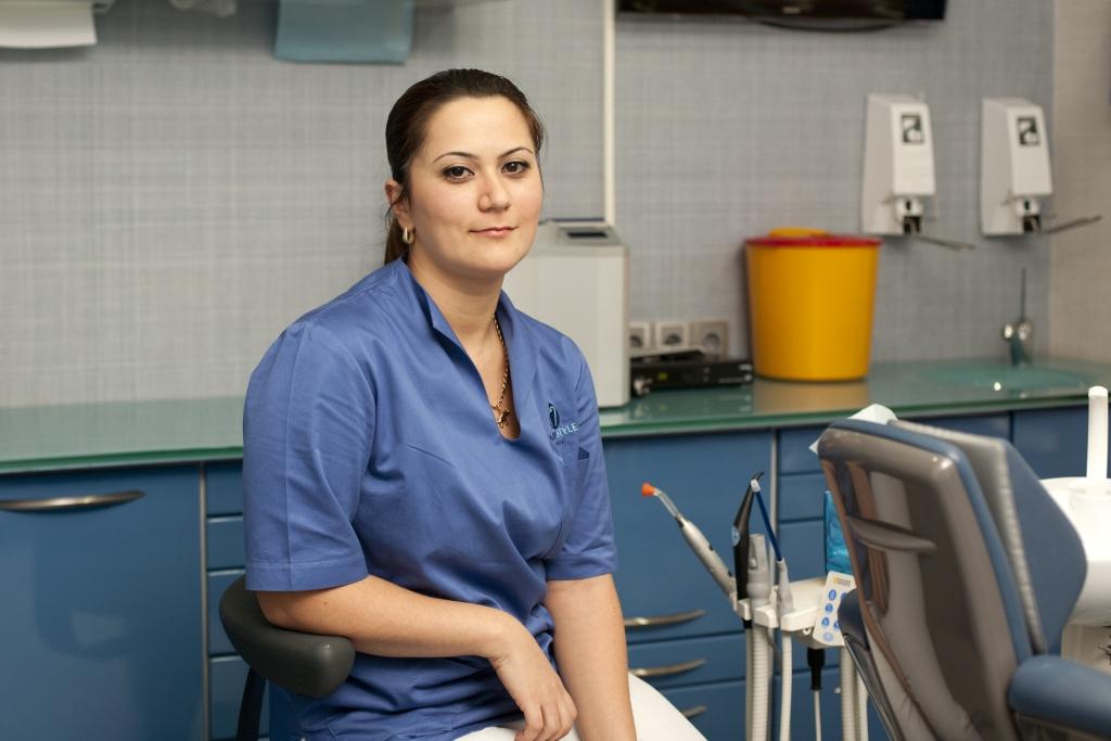 Iskenderova Saida Shamil - Assistant Denstist